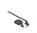 New iPhone 5S Black Home Button & Switch on Ribbon Cable